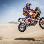 Sparks fly on sensational second stage at 2019 Dakar Rally