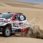 A STEADY STAGE FOR AL ATTIYAH; HEARTBREAK FOR TEN BRINKE