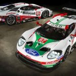 Ford Chip Ganassi Racing Unveil Special Historic Liveries for Rolex 24