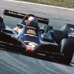 The Last F1 Car to Carry an American to Victory
