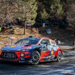 Monte Carlo WRC: Neuville moves into the lead