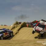 CONSOLIDATION FOR TOYOTA GAZOO RACING SA AS THE DAKAR BARES ITS TEETH