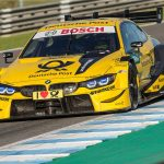 SHELDON VAN DER LINDE CONFIRMED AS SIXTH BMW DRIVER