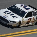 Daytona 'frustrating as hell' for Keselowski