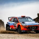 Warm up win for Sordo