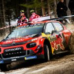 Rally Sweden SS17: LAPPI LAYS DOWN GAUNTLET