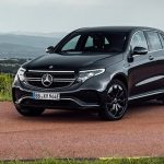 The Mercedes-Benz EQC concludes trials in the South African heat