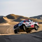 VICTORY FOR AL ATTIYAH / BAUMEL IN QATAR, ROUND 1 OF THE FIA'S WORLD CUP