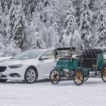 "Power & Grip: Opel Insignia ""Ultimate 120 Years"" Leads the Way"