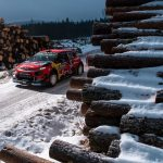 "SÉBASTIEN OGIER ""TOOK AWAY SOME POSITIVES"" AFTER DIFFICULT RALLY SWEDEN"