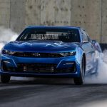 Electric Chevy eCOPO Camaro breaks into 9-second territory