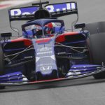 Kvyat, Raikkonen lead third test day as Williams finally runs