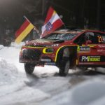 WRC 2 IN SWEDEN: CLEAN RUN CARRIES ØSTBERG TO PRO LEAD
