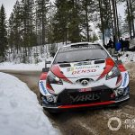 Sweden WRC: Tanak seals victory with Power Stage win