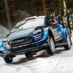 Rally Sweden WRC: Suninen goes top, trouble for Latvala, Ogier