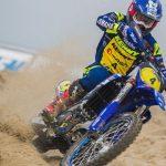 Yamaha's Daymond Martens Finishes Runner–Up At 2019 Enduropale Du Touquet Beach Race
