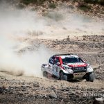 "Dakar Toyota takes ""more abuse"" than I am used to"