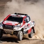 Alonso to test Dakar-spec Toyota Hilux this week