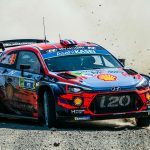 Rally Mexico: SS2: MIKKELSEN CHARGES AHEAD