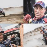 Dakar Rally champions prepare for desert battles on two fronts