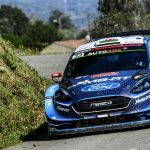 Rally Corsica: SS1: EVANS LEADS DRAMATIC OPENER