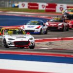 Drake Kemper wins Global Mazda MX-5 Cup Race 1 at COTA