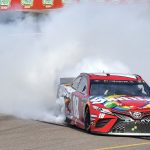 NASCAR CUP AUTO CLUB RACE RESULTS: KYLE BUSCH SCORES 200TH NASCAR VICTORY