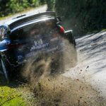 Rally Corsica: SS4: EVANS STORMS BACK INTO LEAD