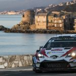 FRIDAY FOCUS FOR TOYOTA IN CORSICA