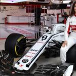Tatiana Calderon completes maiden F1 run with Sauber