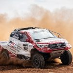 TOYOTA GAZOO RACING SA TO TAKE ON DULLSTROOM 400 WITH THREE-CAR TEAM