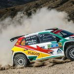 WRC 2 IN MEXICO BULACIA AND GUERRA PULL CLEAR
