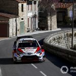 Corsica WRC: Tanak steals lead from Evans
