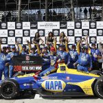Andretti reflects on 200th team win
