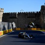 Valtteri Bottas wins Azerbaijan Grand Prix with Lewis Hamilton second