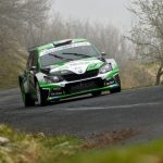 Breen mounts late charge to seal Sanremo Rally success