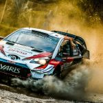 RALLY ARGENTINA: SS4/5: MEEKE AHEAD IN ARGENTINA