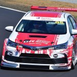 PRESSURE AT HOME BASE FOR TOYOTA GAZOO RACING SA'S MICHAEL VAN ROOYEN
