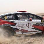 Qatar's Nasser Saleh Al-Attiyah tops impressive entry for Jordan Rally