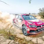 Nasser Al Attiyah claims top prize at Jordan Rally; surviving suspension scare