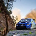 Solberg and Giraudet Take Maiden ARA Win at Olympus