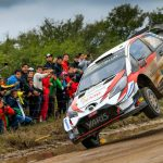 RALLY ARGENTINA:  SS9/10: TÄNAK SENDS WARNING