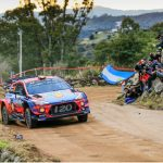 SATURDAY IN ARGENTINA: NEUVILLE IN THE CLEAR