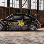 The Volkswagen Beetle returns to the circuits of the Americas Rallycross series (ARX) in 2019.