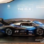 VW unveils revised I.D. R for Nurburgring record attempt