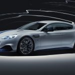 The Aston Martin Rapide E is a 600bhp all-electric supercar