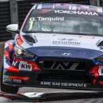 Gabriele Tarquini wins the second race in Marrakech as Catsburg crashes out