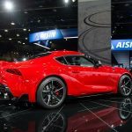 Let's get fast and furious: Toyota's serious about future Supra modifications