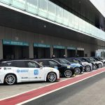 China Electric Touring Car Challenge makes successful debut
