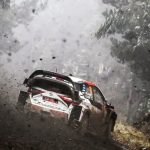 Rally Chile: SS1: LATVALA AND MEEKE TIED